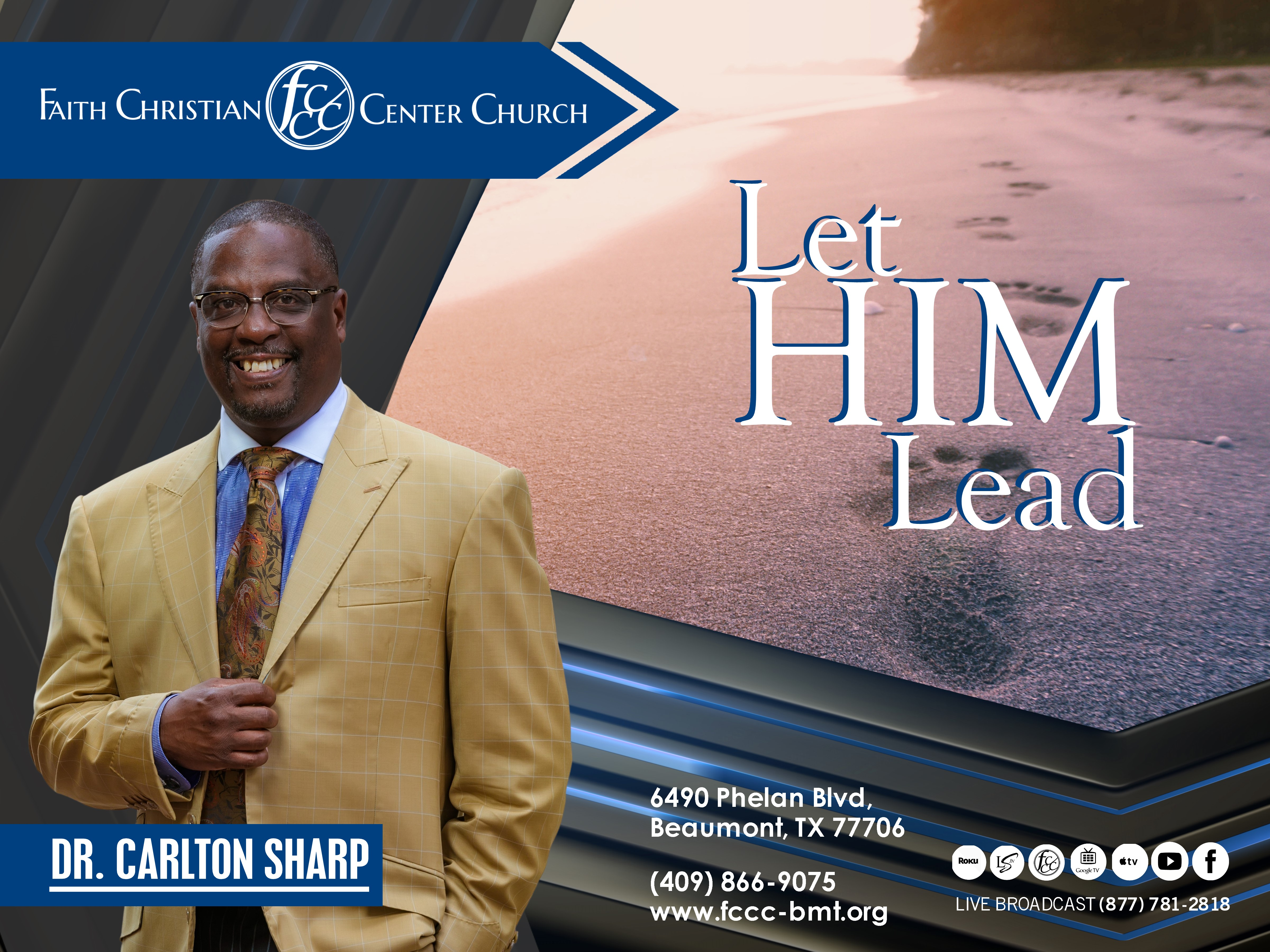 Let Him Lead You (Part 5) mp3