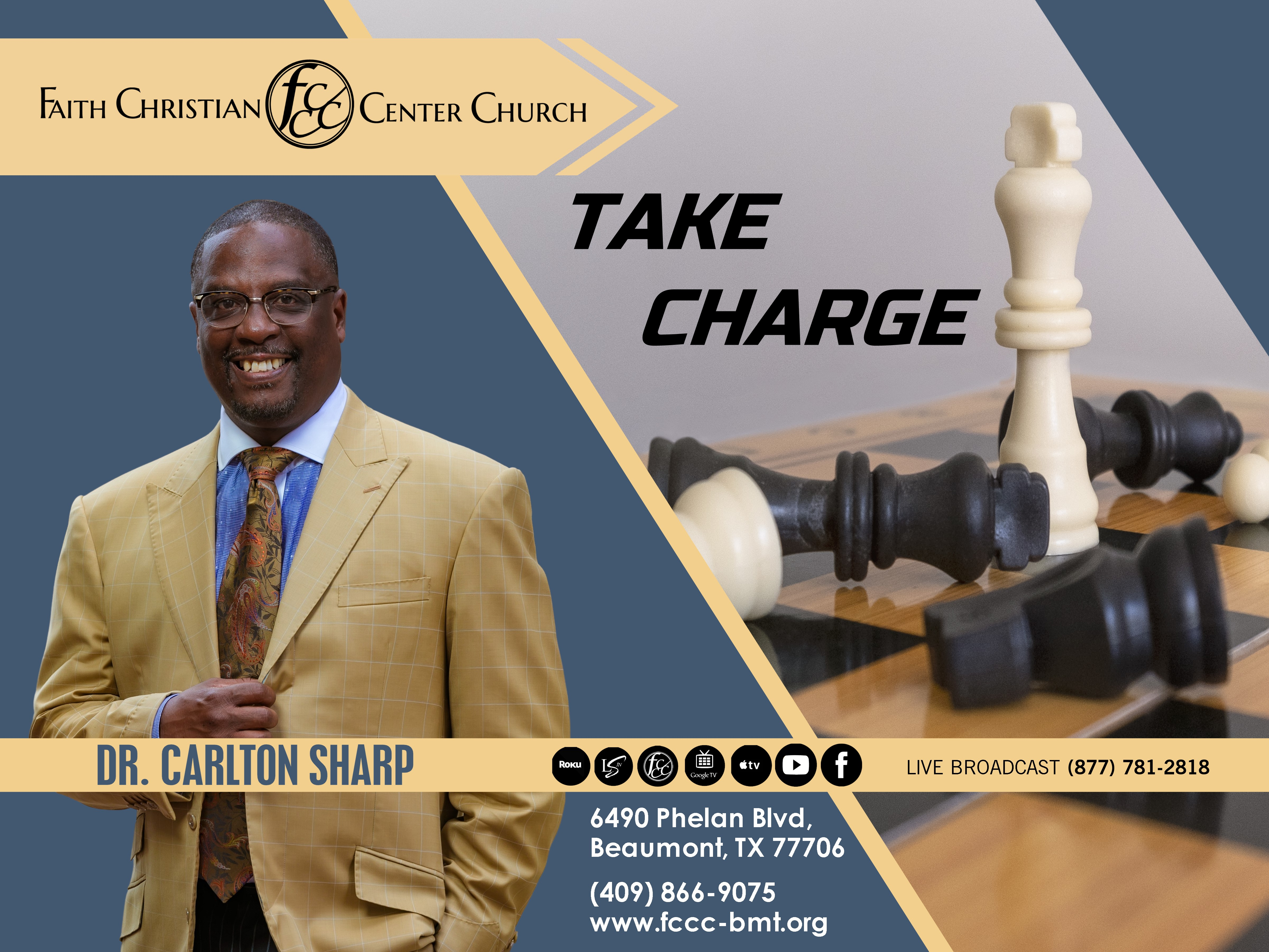Take Charge (Part 3) mp3