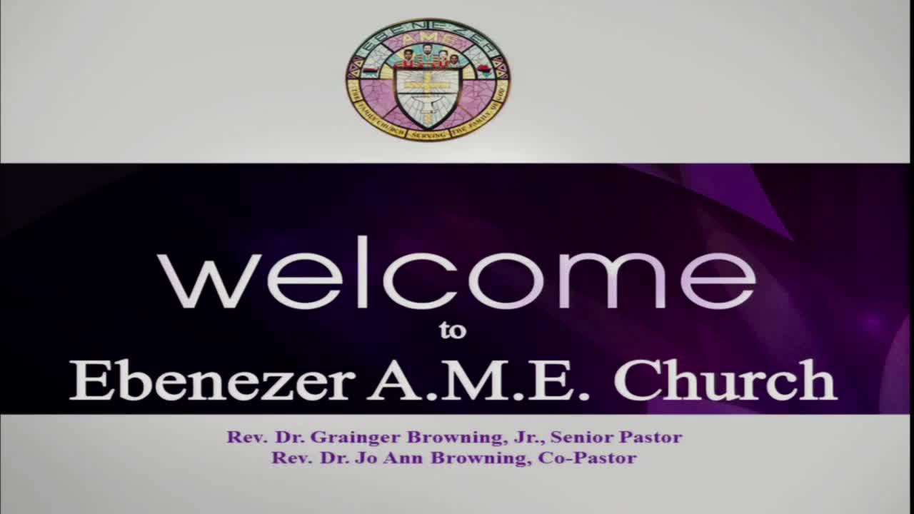 Dec 1, 2019 - Better is Coming (Rev. Dr. Grainger Browning, Jr.) - 10:45 a.m.