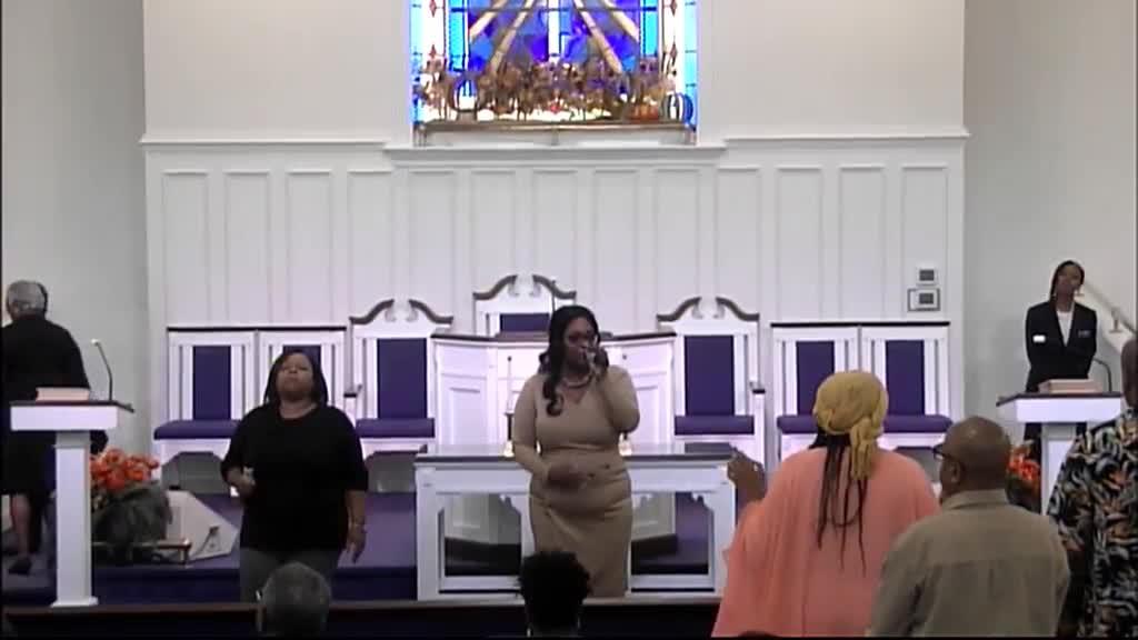 11-10-19 Worship Service