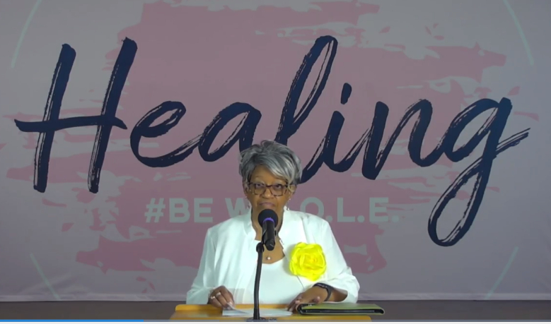 5/23/2021, Jesus the Healer: Mover of Mountain of Diseases, Rev. Dr. Bobi Wallace