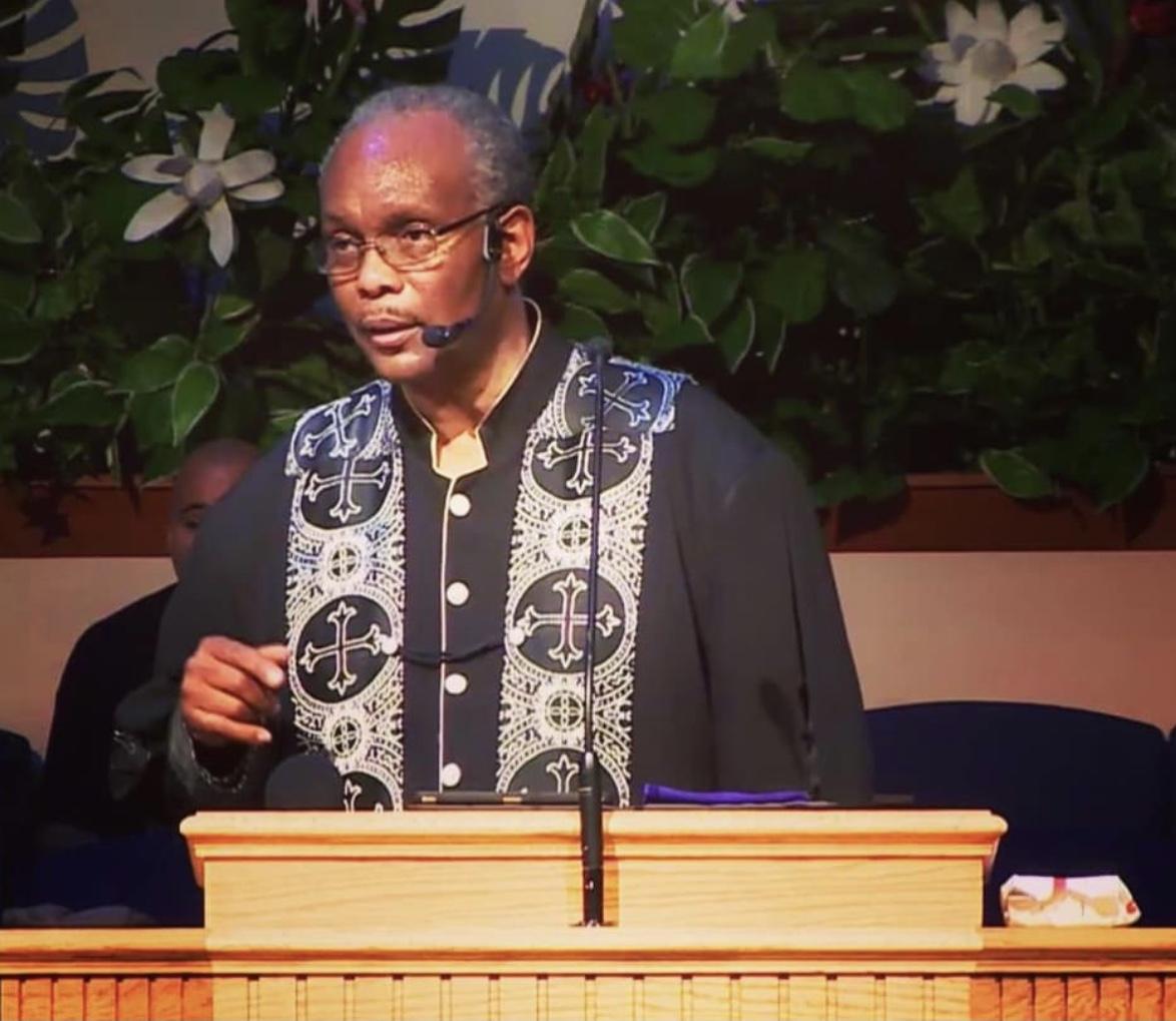 A Man Named Jesus Rev. Dr. Willie E. Robinson