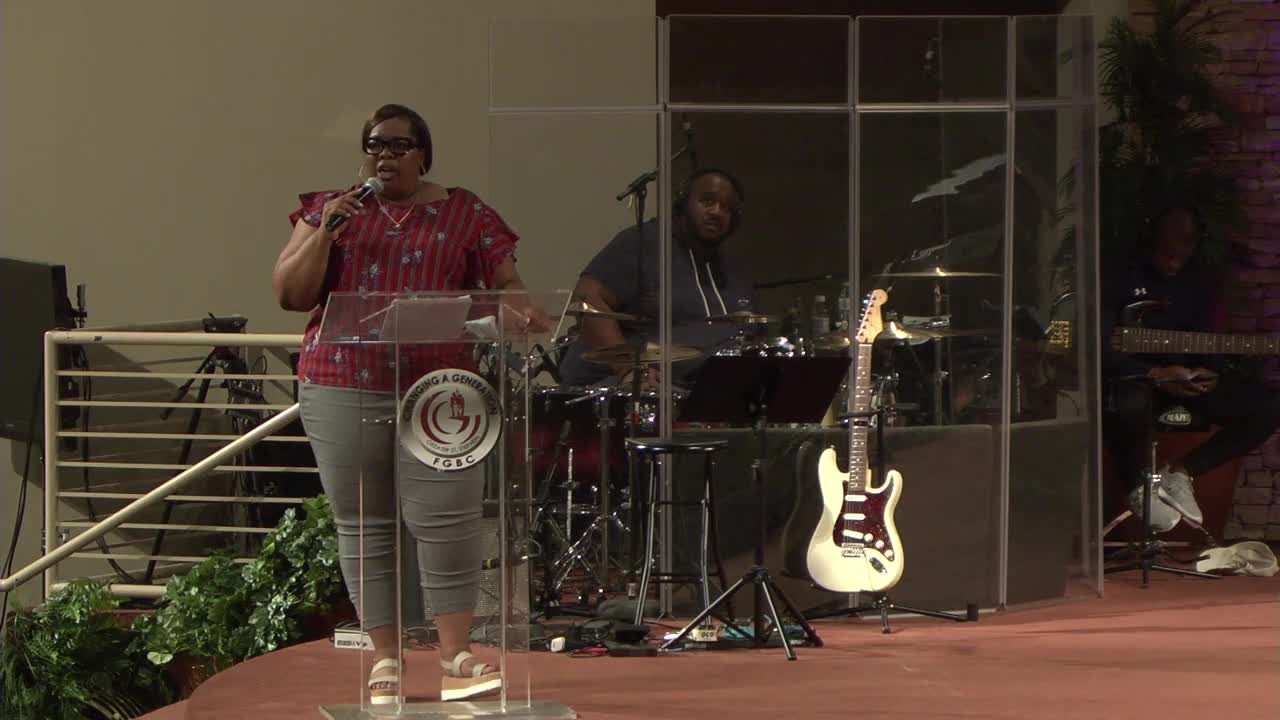 Bishop Paul S. Morton- Balance' Full Of Grace And Truth
