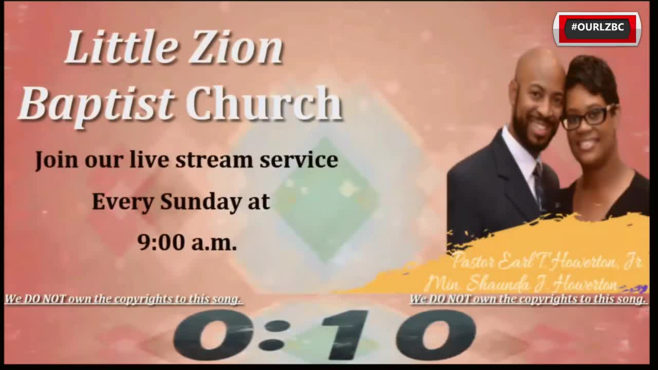Little Zion Baptist Church TV  on May30, 2021 What's The Use?