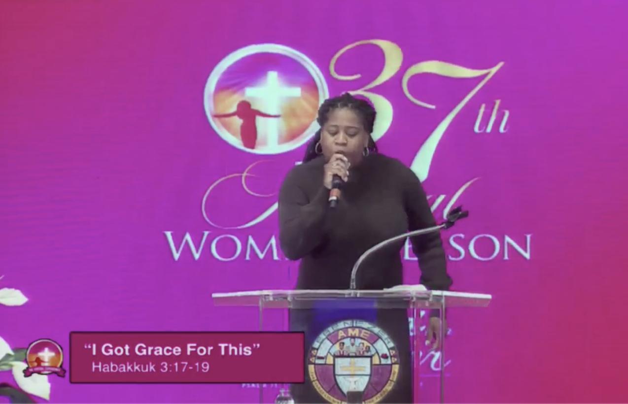 I've Got Grace For This- Rev. Marissa Farrow