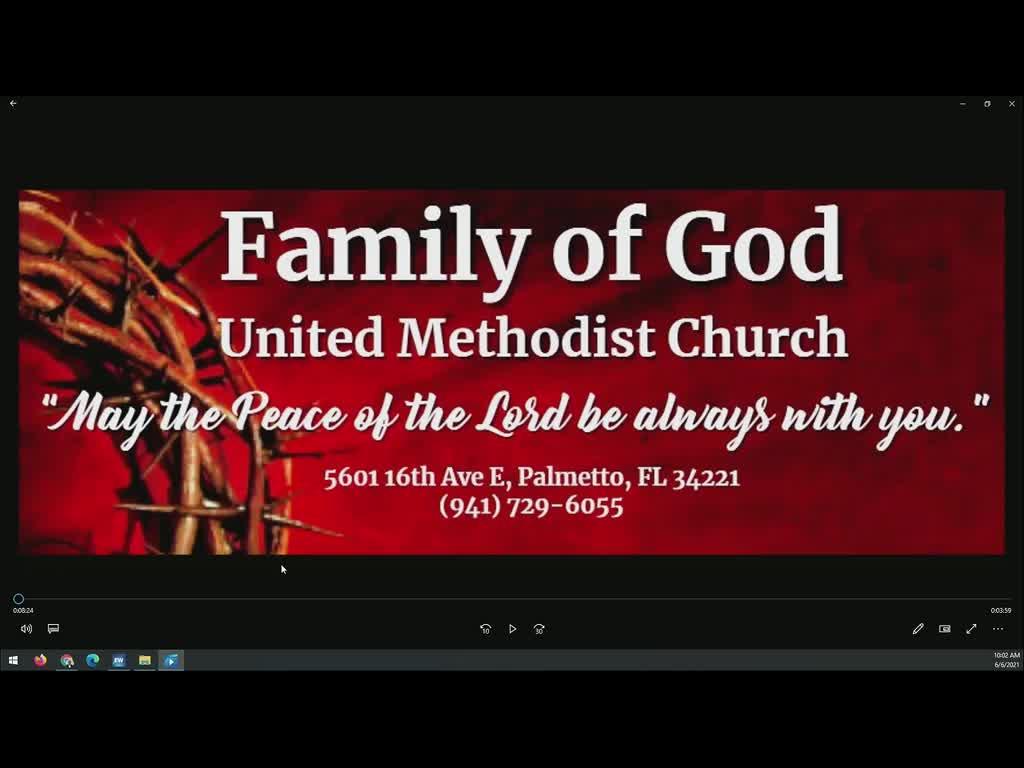 Family of God TV on 06-Jun-21-13:52:48