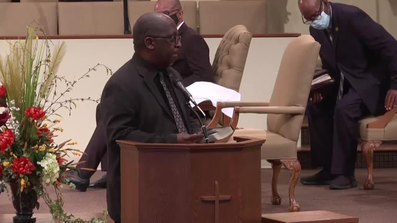 Pleasant Hill Baptist Church Live Services  on 13-Jun-21-11:26:01