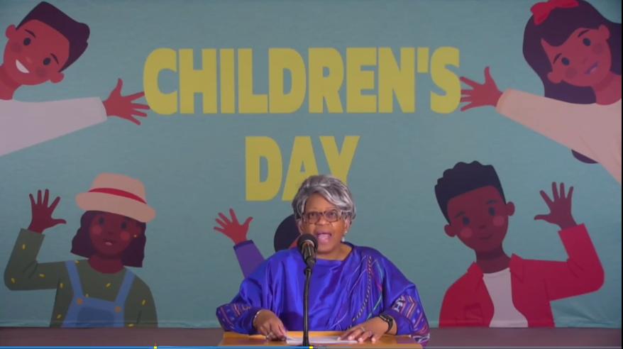 6/13/2021, Teaching Children To Be Kingdom Builders, Rev. Dr. Bobi Wallace