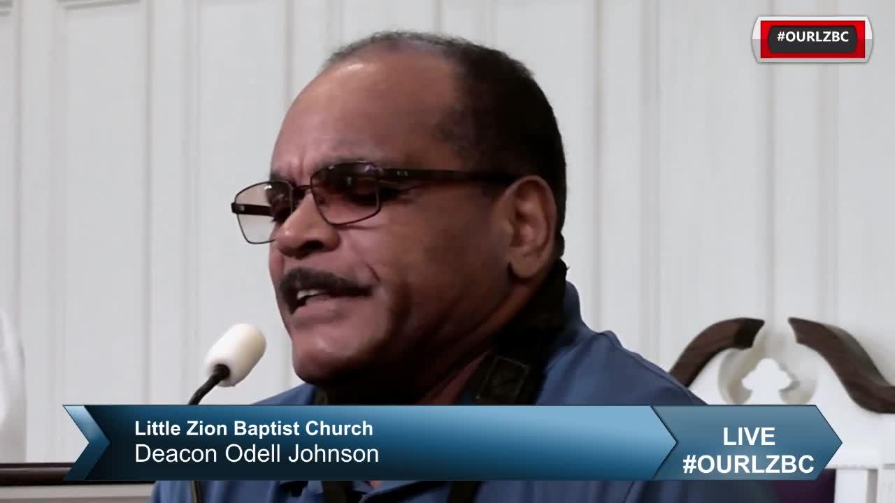 Little Zion Baptist Church TV  on Jun-20, 2021 I Believe