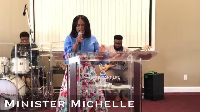 Abundant Life Ministries  on 20-Jun-21-14:55:18