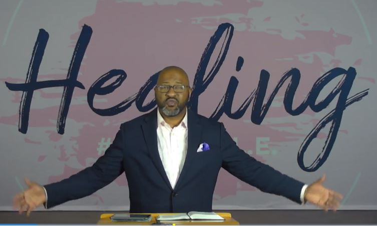 6/27/2021, I Want To Be Whole, Pastor Taft Quincey Heatley