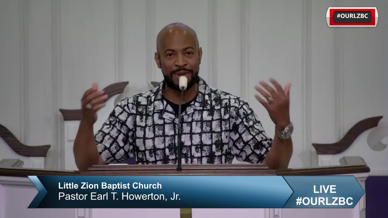 Little Zion Baptist Church TV  on Jun, 27 2021 Where Is The Evidence?