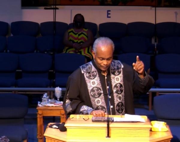 The True God Rev. Dr. Willie E. Robinson