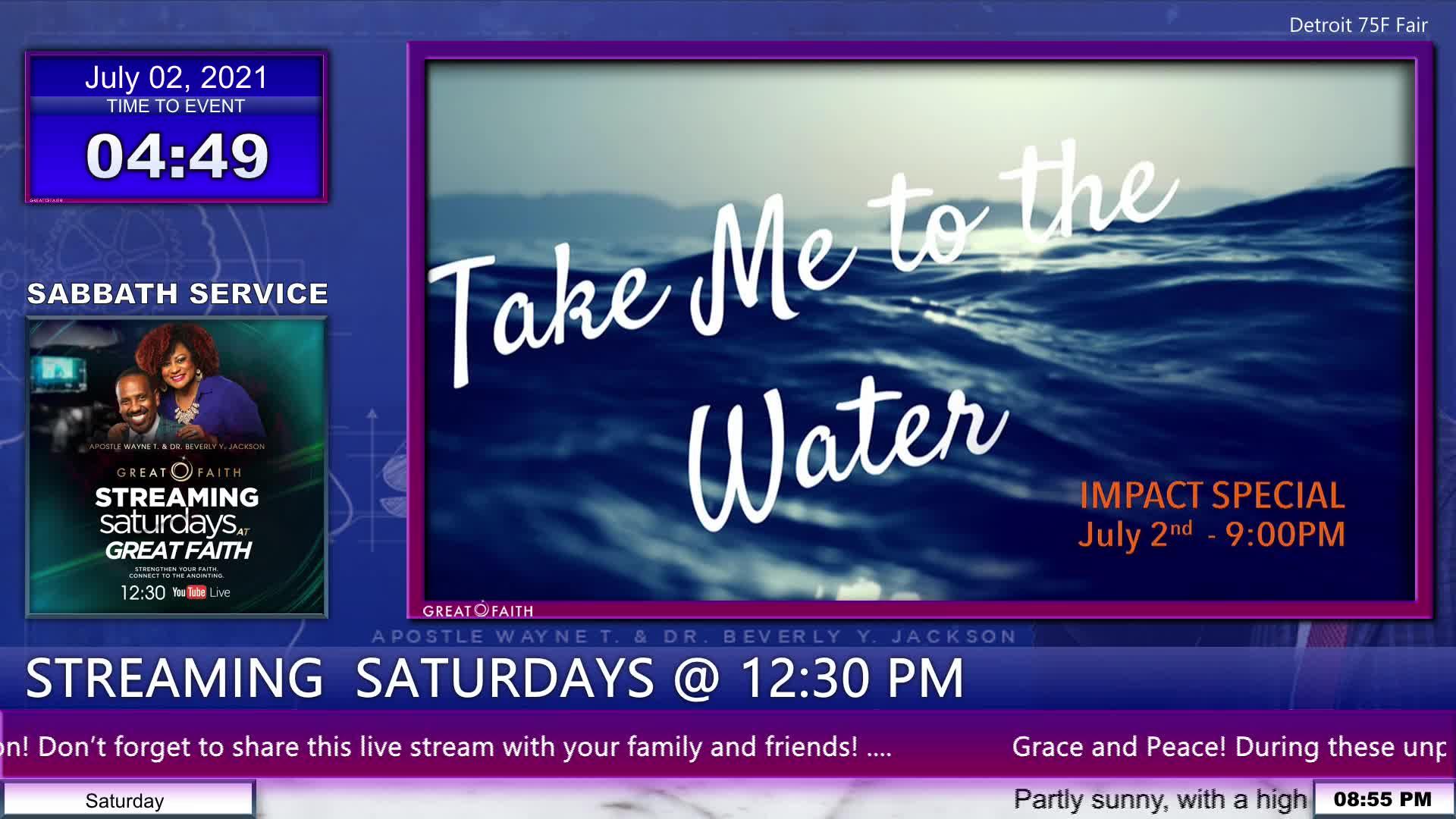 Great Faith Detroit on 03-Jul-21-00:45:11