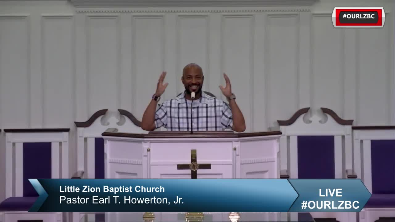 Little Zion Baptist Church TV  on Jul 4, 2021 Here's Your Chance
