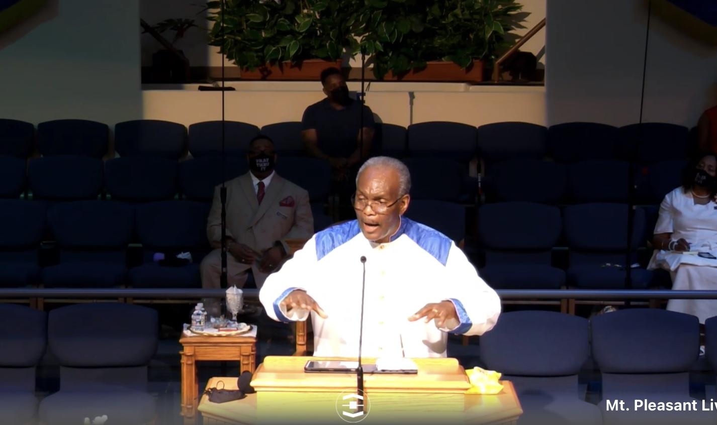 A Grace Shaped Life Rev. Dr. Willie E. Robinson