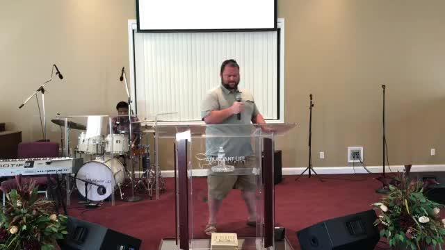 Abundant Life Ministries  on 04-Jul-21-14:55:15