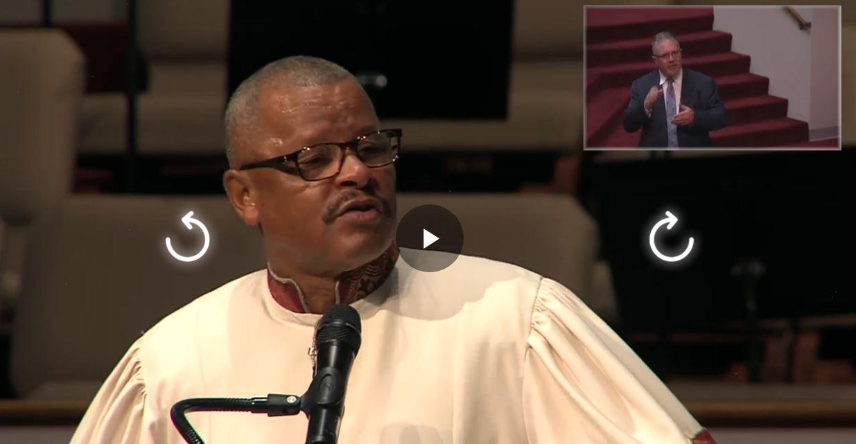 Pastor Luke E. Torian, July 4, 2021 @ 11am