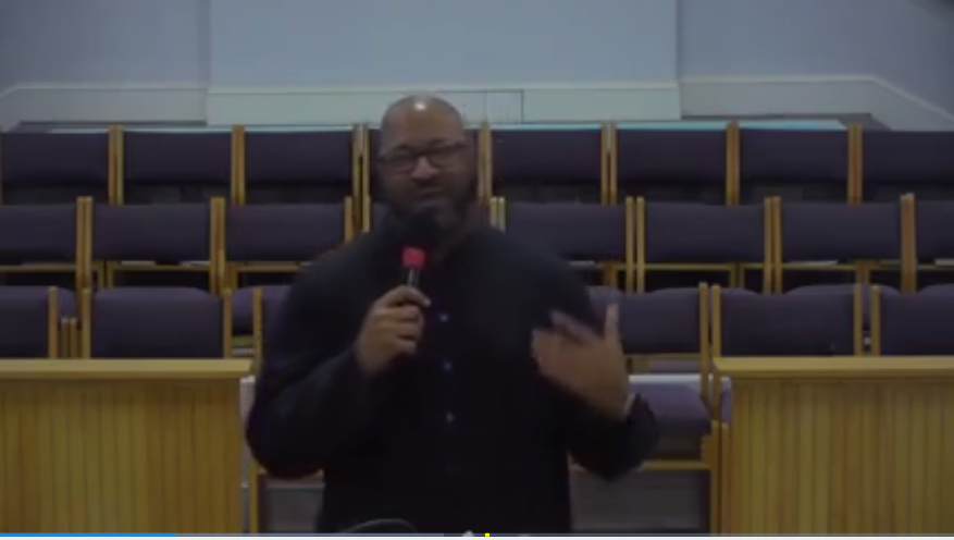 7/4/2021, Fight For Your Life II, (Conquering Anxiety), Pastor Taft Quincey Heatley