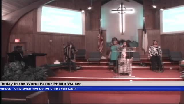 210707 Wed 7pm, Where's Your Faith Pastor Phillip Walker