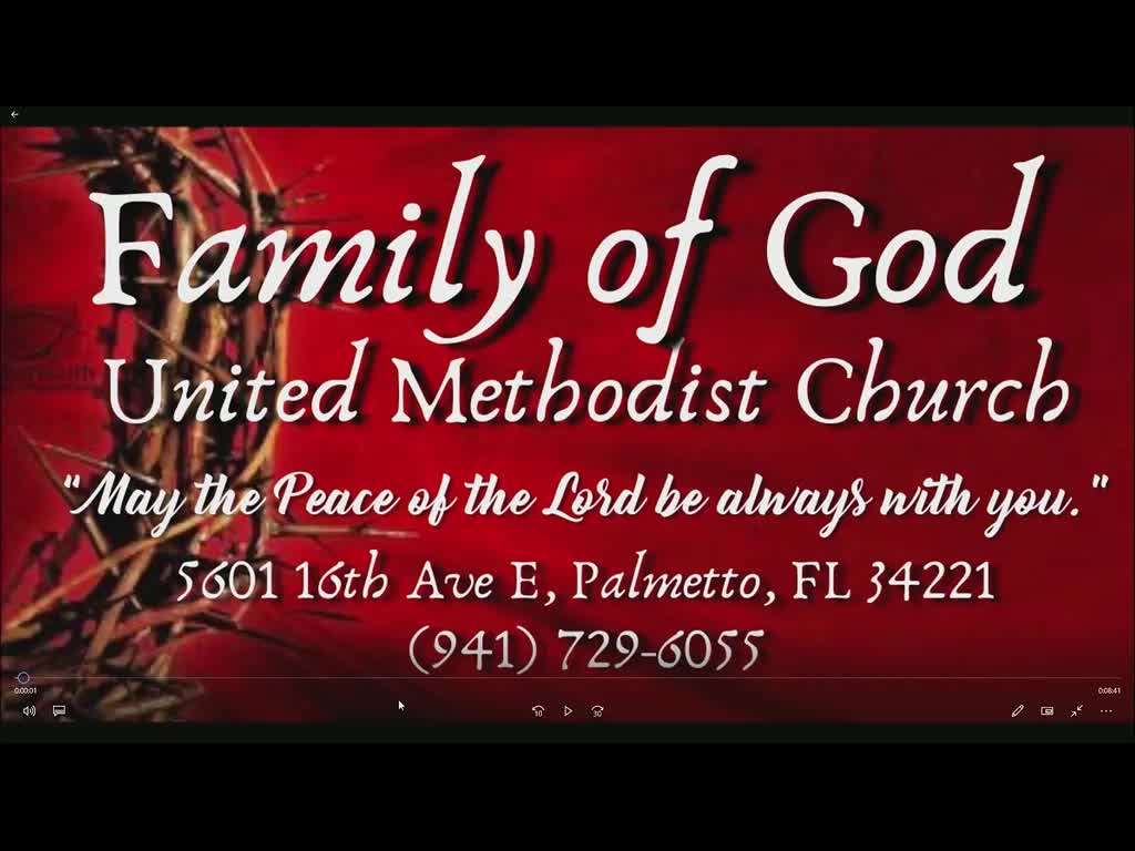 Family of God TV on 11-Jul-21-13:49:59