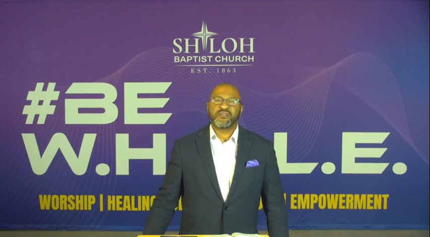 7/18/2021, I Want To Be Whole Again, Pastor Taft Quincey Heatley