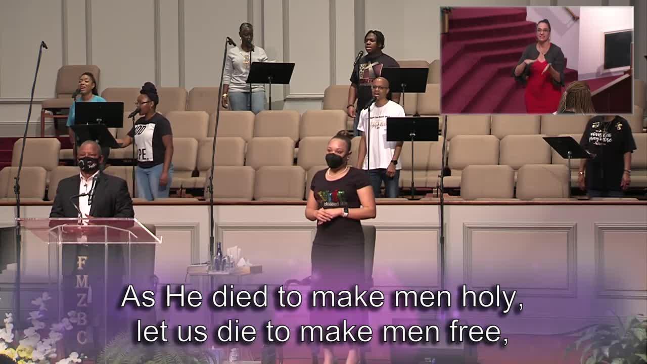 Pastor Luke E.Torian, July 18, 2021 @ 11am