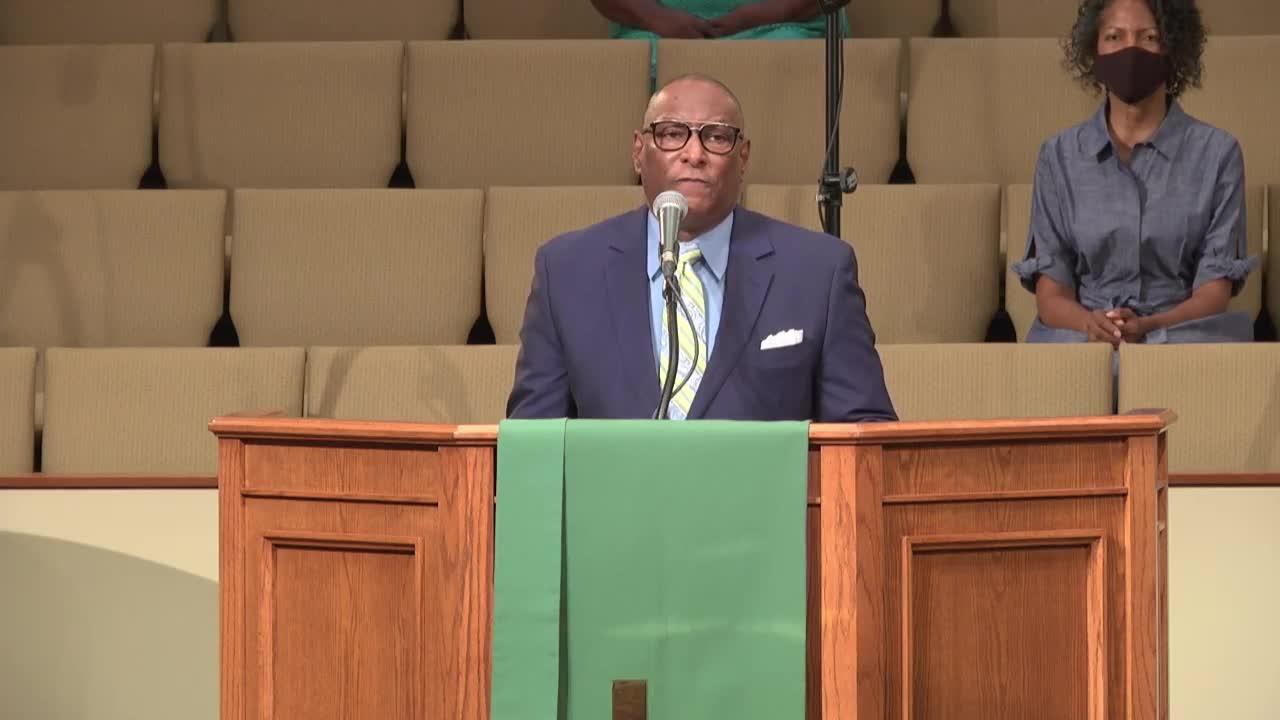 Pleasant Hill Baptist Church Live Services  on 25-Jul-21-11:27:04