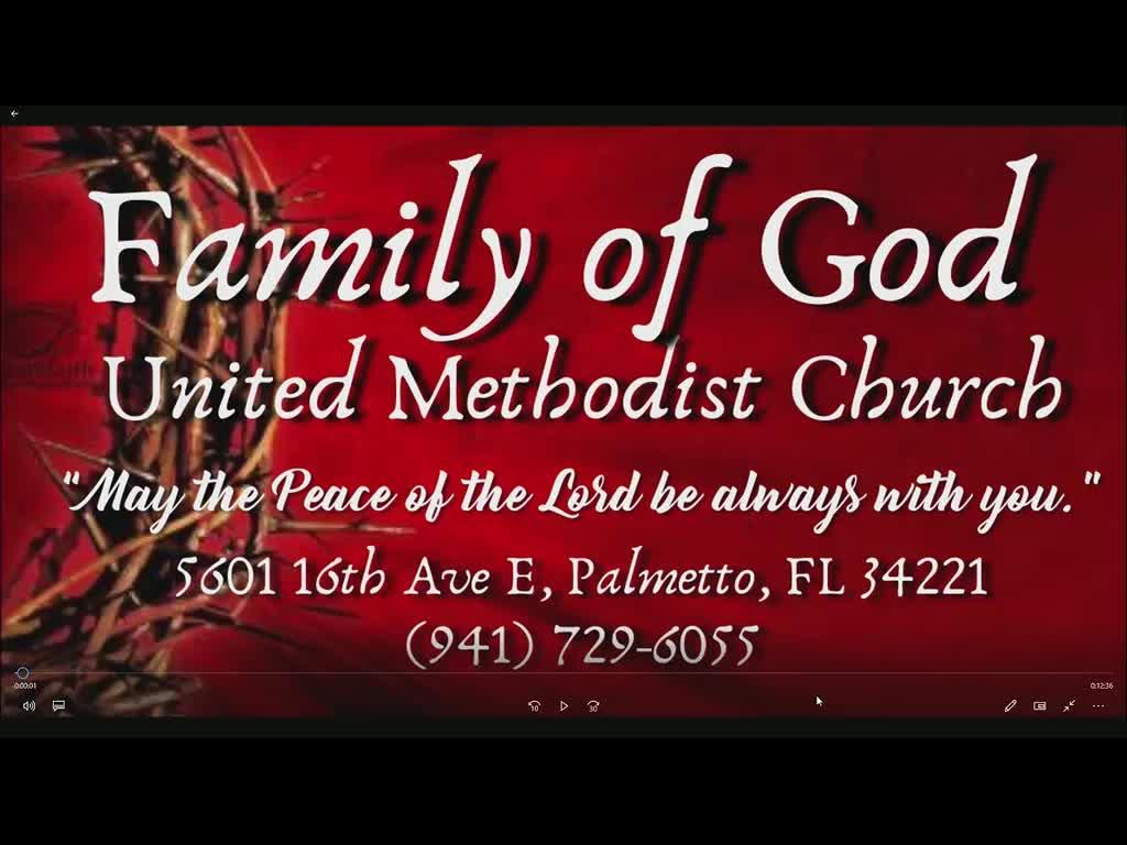 Family of God TV on 01-Aug-21-13:49:01