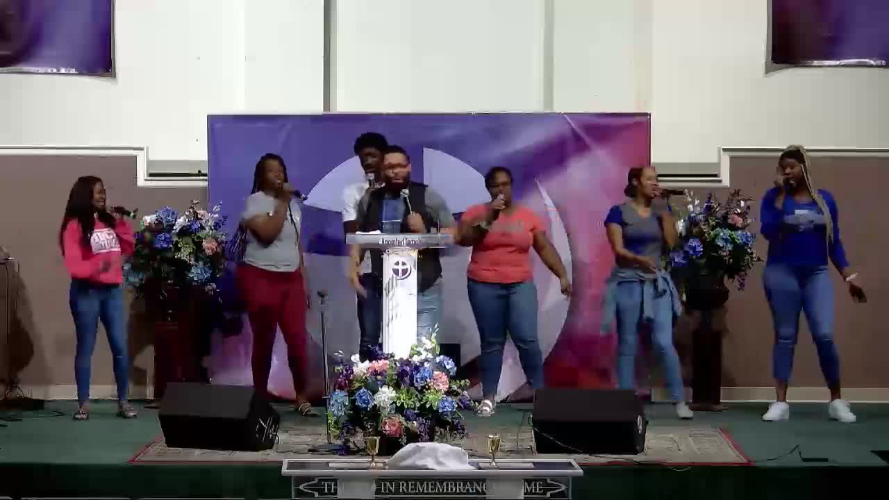 ATOP Live Worship Service  on 01-Aug-21-14:40:05
