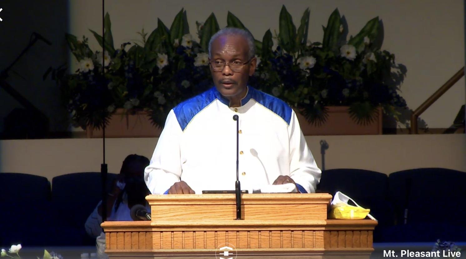 The Good Shepherd Rev. Dr. Willie E. Robinson