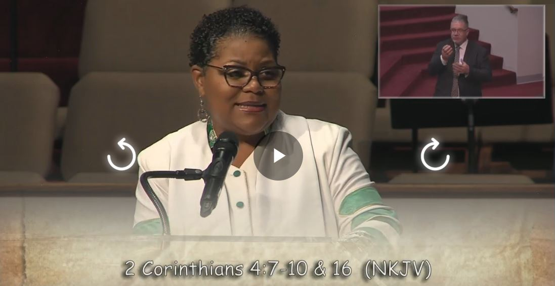 The Contradictions Of Living For Christ, Rev Dr. Tracey Holley, Aug 1, 2021 @ 11am