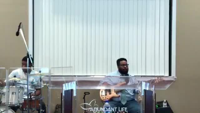 Abundant Life Ministries  on 01-Aug-21-14:55:42