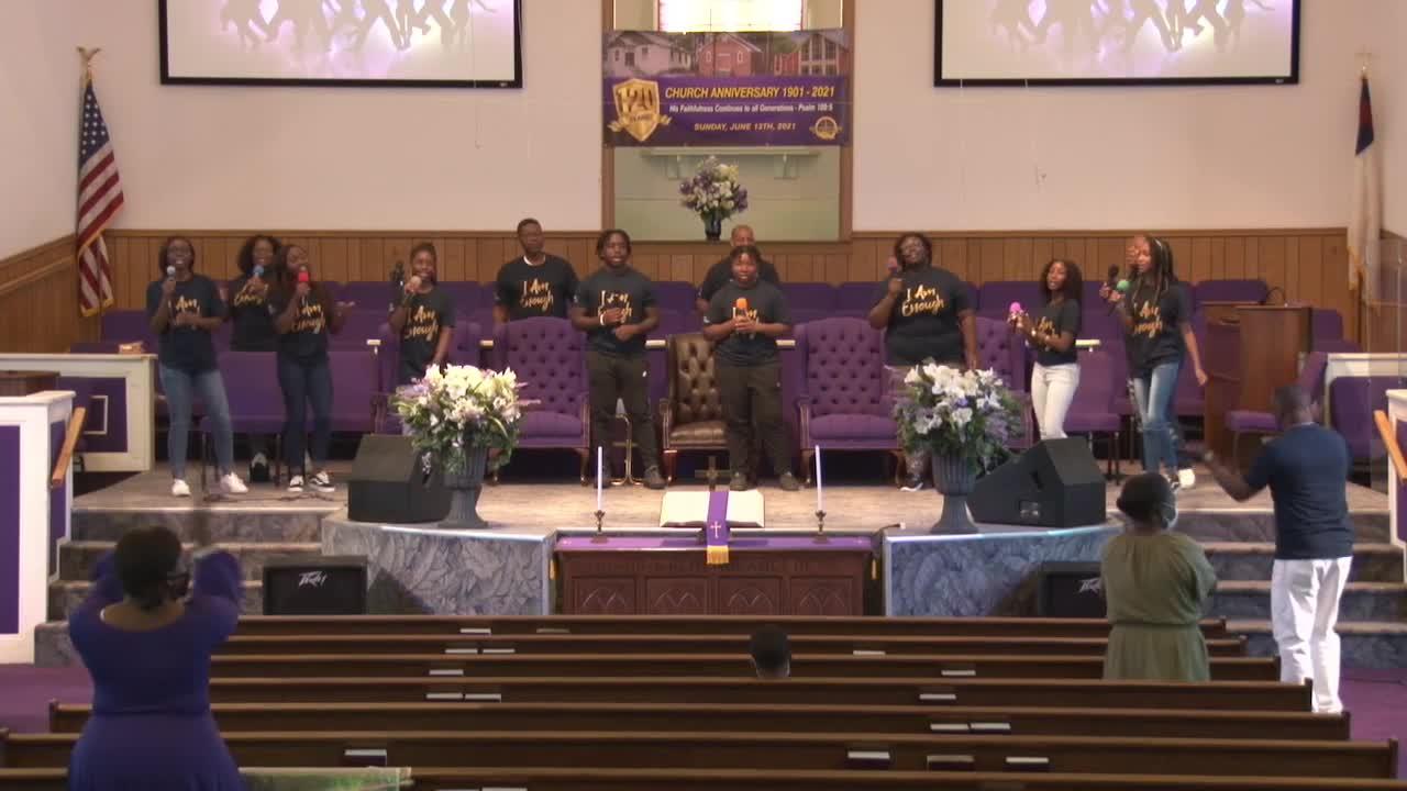 New Piney Grove Missionary Baptist Church  on 15-Aug-21-13:55:31