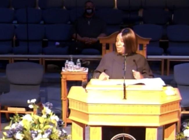 Following Jesus Minister Phaedra Kirkland