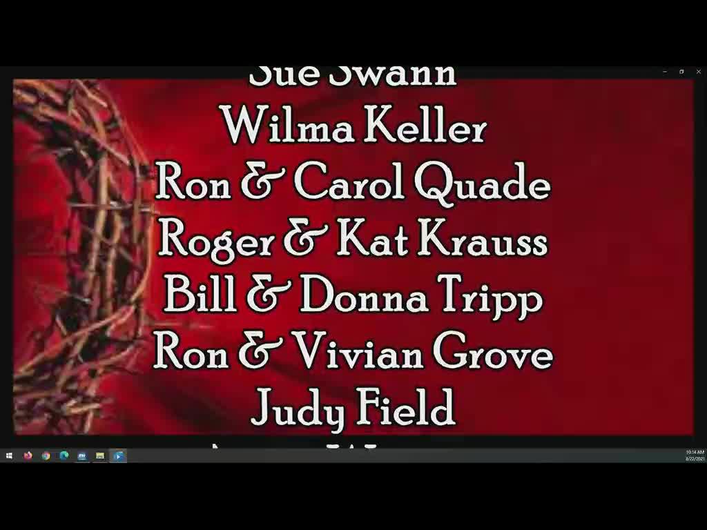 Family of God TV on 22-Aug-21-14:04:08