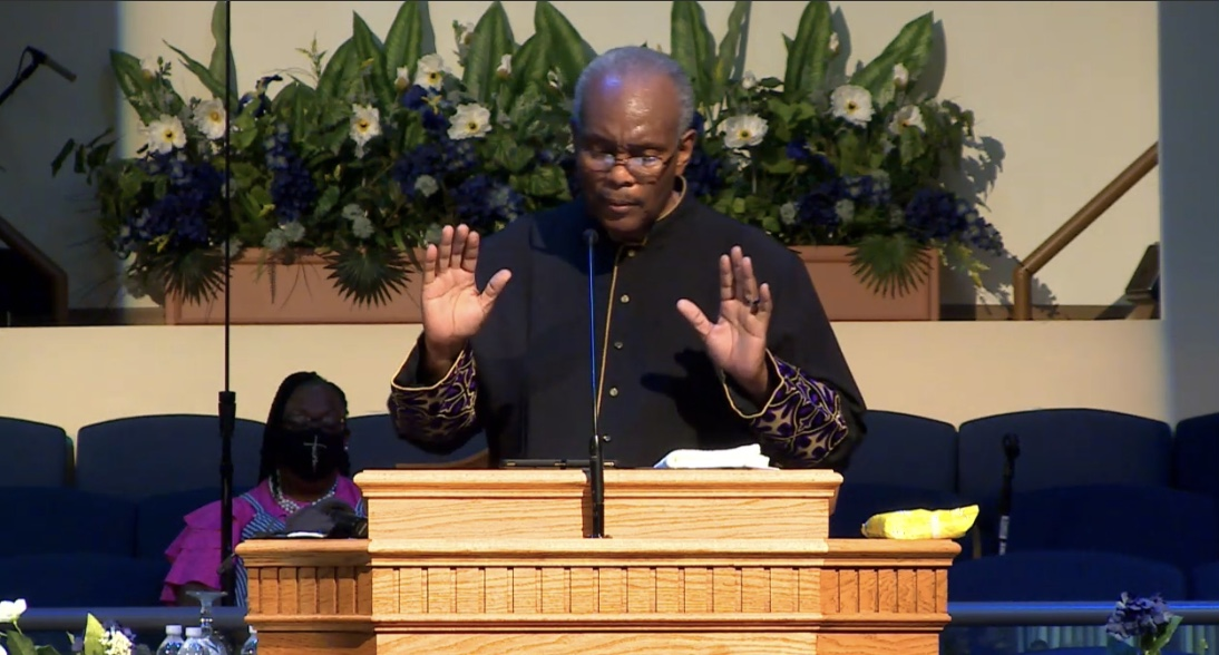 Coming Clean With God Rev. Dr. Willie E. Robinson