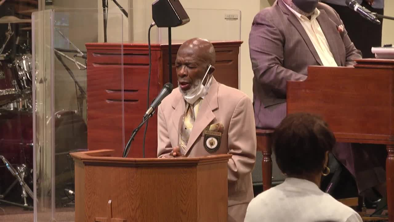Pleasant Hill Baptist Church Live Services  on 29-Aug-21-11:22:54