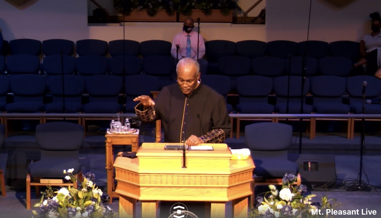 Sustaining Grace Rev. Dr. Willie E. Robinson