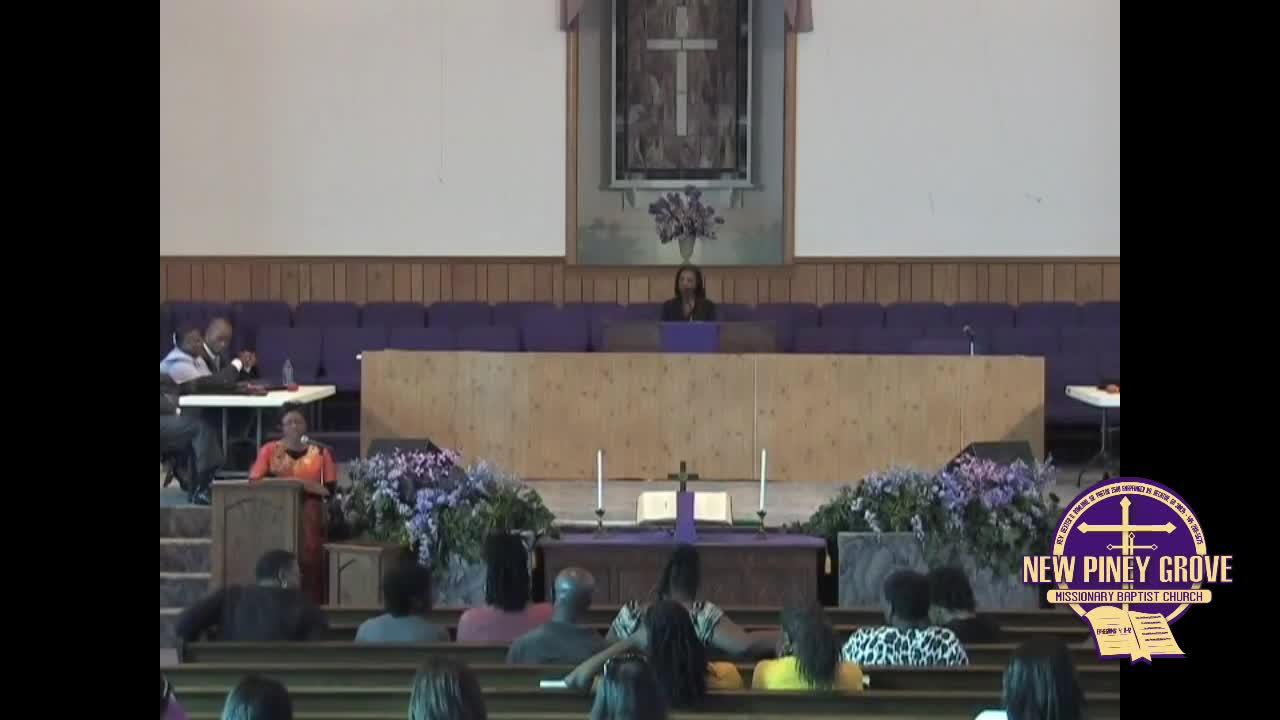 New Piney Grove Missionary Baptist Church  on 02-Sep-21-01:14:05