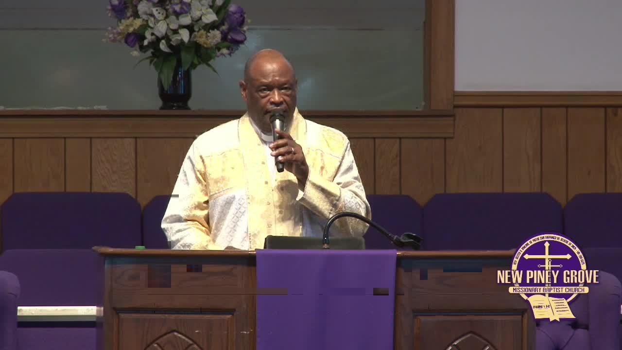 New Piney Grove Missionary Baptist Church  on 05-Sep-21-14:50:25