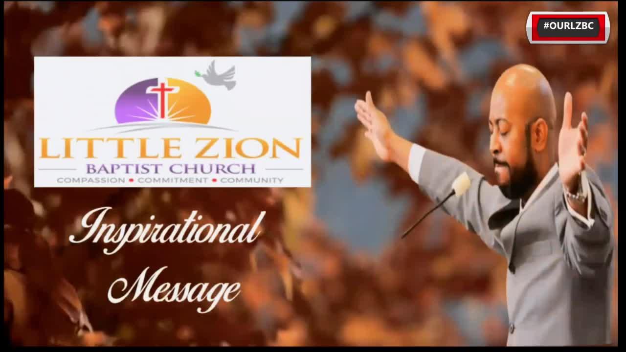 Little Zion Baptist Church TV  on Sep 5, 2021  A Burden, A Baby and A Burning Bush