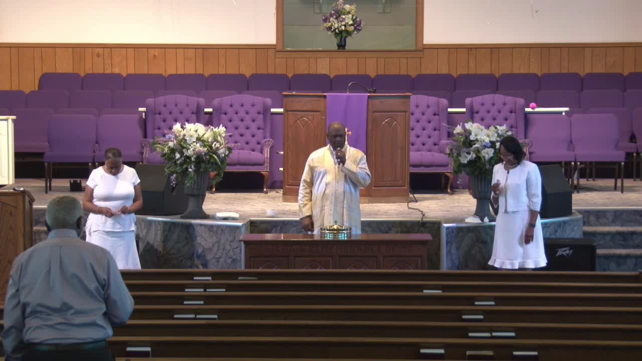 New Piney Grove Missionary Baptist Church  on 05-Sep-21-15:15:58