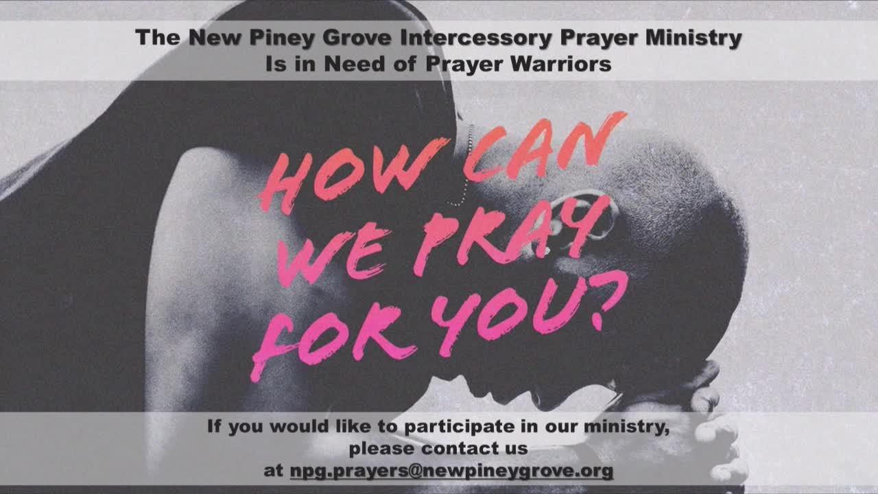New Piney Grove Missionary Baptist Church  on 05-Sep-21-15:24:54