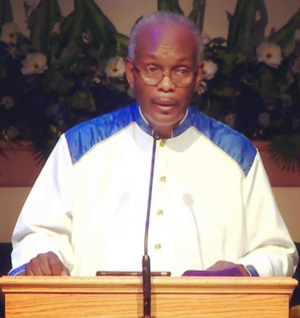 Keeping Your Eyes On Calvary Rev. Dr. Willie E. Robinson