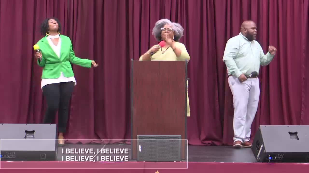 John 5:1-6  - 'You're Not Believing Enough' Cornerstone Peaceful Bible Baptist Church  on 05-Sep-21-15:00:20