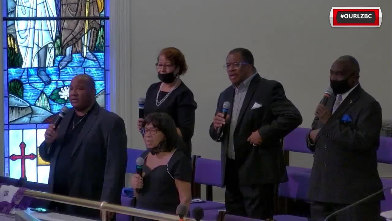 Little Zion Baptist Church TV  on 08-Sep-21-15:56:11
