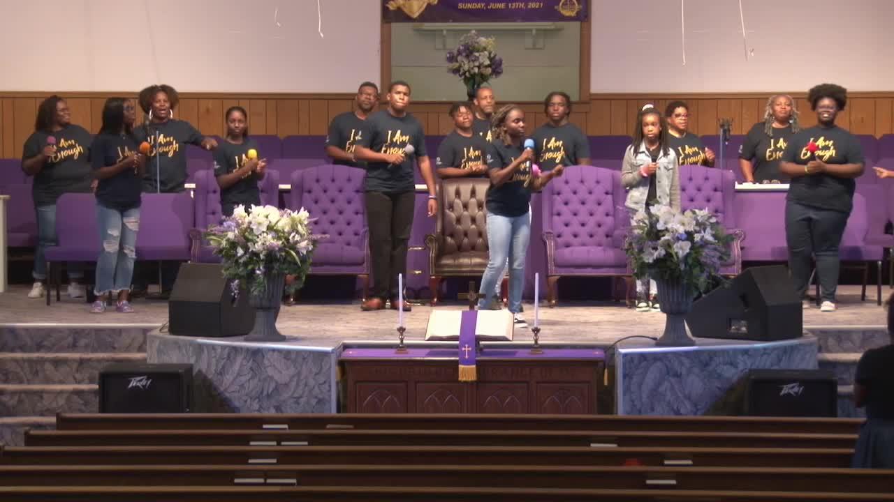 New Piney Grove Missionary Baptist Church  on 19-Sep-21-13:55:18