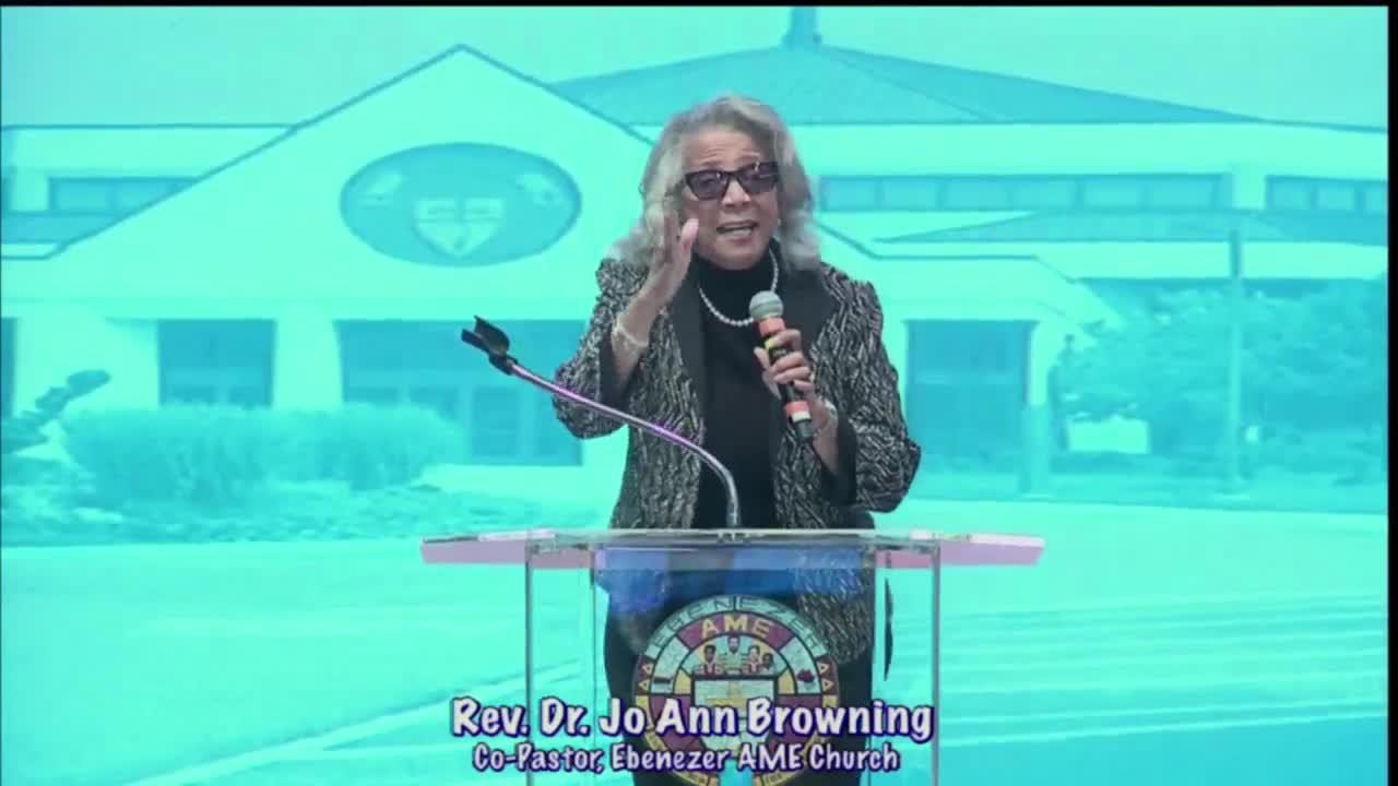 Let The Church Say Amen - Pastor Grainger Browning