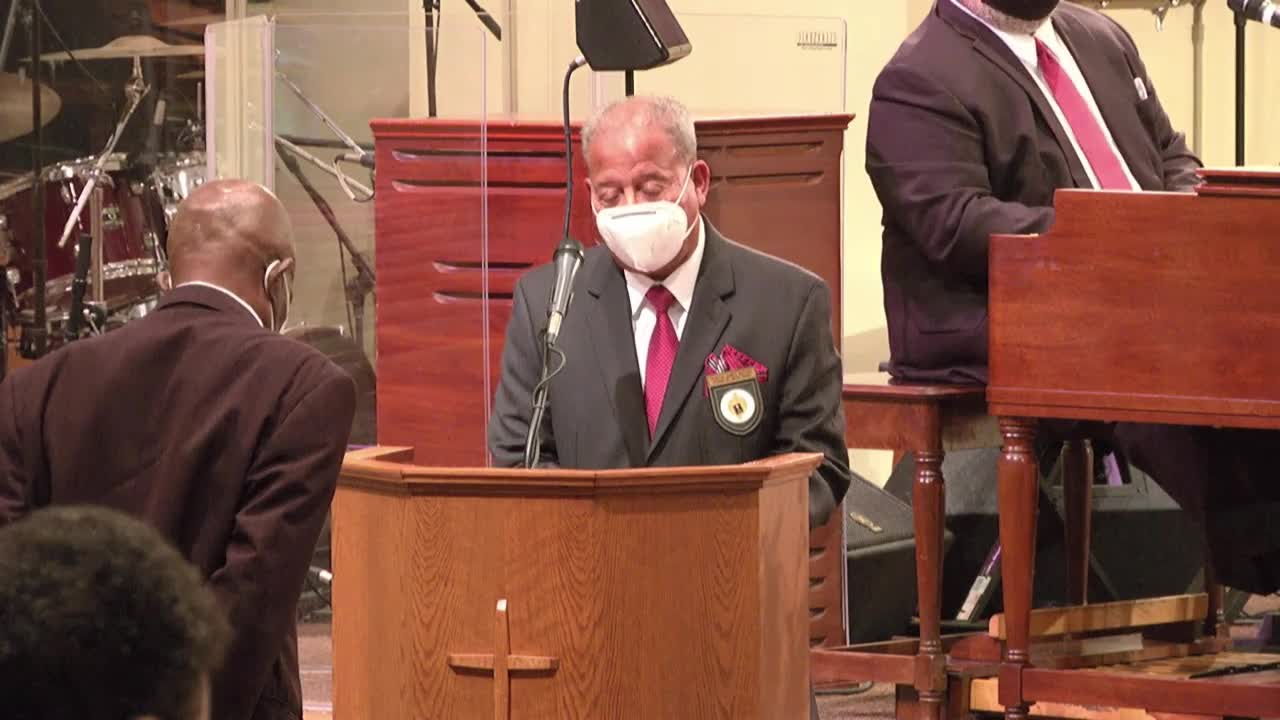 Pleasant Hill Baptist Church Live Services  on 03-Oct-21-14:55:01